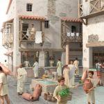 Ve fastfoodech ve starém Římě se jídlo balilo do fíkového listu