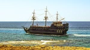 Šokující historie: Léčil pirát svoje mužstvo kyselinou sírovou?