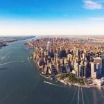 Jak by superbouře vroce 2100 zaplavila New York?