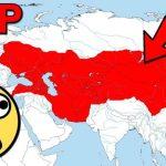 Přehledně: Pět největších říší světa!