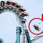 VIDEO: Případy, kdy lidé přišli v zábavních parcích o život