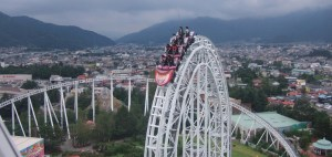 Dodonpa: Horská dráha s nesilnější akcelerací