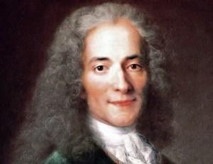 Rozpoutal francouzský filozof Voltaire válku hodinářů?