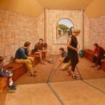 Toalety patří už ve starověku mezi výnosný obor podnikání!