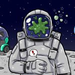 Jak léčit nemocného astronauta?