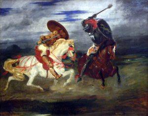 Byli rytíři násilničtí psychopati nebo šlechetní hrdinové?