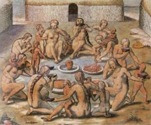 Scházeli se pravěcí obyvatelé Čech ke kanibalským hostinám?