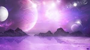 Hledejte fialovou, najdete život! To radí vědci astronomům