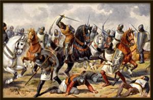 Přečkal biskup Jindřich Zdík zákeřný útok ve křoví?