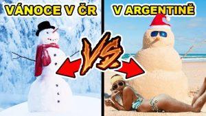 VIDEO: TOP 10 podivné vánoční zvyky ve světě