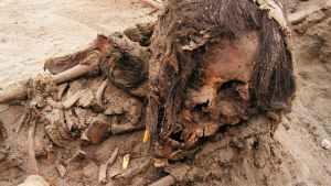 Hromadná oběť: Přes 140 těl dětí mělo zřejmě zastavit déšť!
