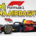 Proč vozy na F1 nemají airbagy?