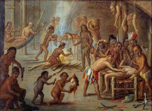 Historie kanibalismu. Kdo a kde pojídal lidské maso?