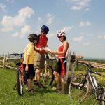Cyklotrasa nad Nežárkou: Z Jarošova až do Stráže