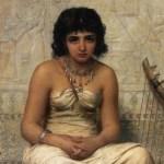 Emancipace ve Starém Egyptě: Něžné pohlaví postaví do latě houf mužských úředníků