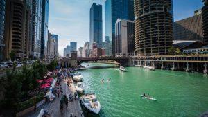 Obrovské stavitelské chyby: Katastrofa, která zaplavila Chicago