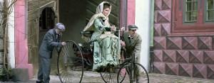 Bertha Benzová: Půvabná průkopnice automobilismu