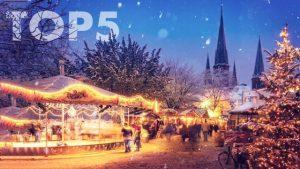 Jaké jsou nejkrásnější vánoční trhy v Evropě?