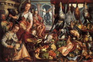 Nadívaní kapouni, pečení vrabci i kaše ze žaludů: Co se u nás jedlo ve středověku?