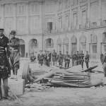 Rozvášnění obyvatelé města sežrali během Pařížské komuny zvěř v ZOO