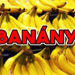 Banány: Top 5 zajímavostí o tomto ovoci