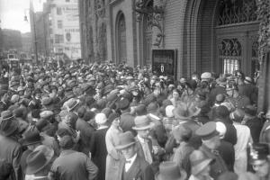 Způsobila hospodářská krize ve 30. letech 20. století vUSA sexuální revoluci?