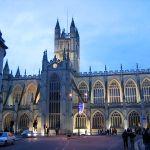 Opatství v Bathu: Vědci objevili místo, kde si nasadil korunu první anglický král