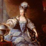 S kým je králi nevěrná prostopášná Marie Antoinetta?