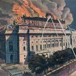 Shořelo Národní divadlo kvůli chybně odvysílané morseovce?