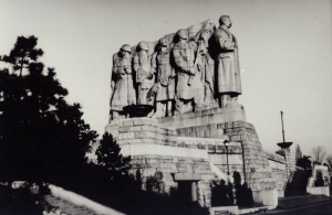 Autor obřího Stalinova pomníku spáchal sebevraždu