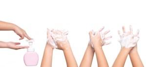 7 nemocí, které můžete dostat, když si nebudete mýt ruce!
