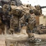 Roboti na bitevním poli: Která mocnost ho ovládne?