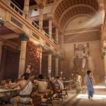 Záhada Alexandrijské knihovny: Zničil ji Caesar, anebo vyhořela do základů?
