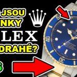 Proč jsou hodinky Rolex tak drahé?