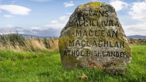 Skotské bojiště Culloden Moore vyděsilo i slavnou spisovatelku