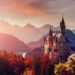 Nejkrásnější hrady a zámky na světě