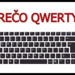 Proč není klávesnice abecedně?