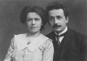 Mileva Einsteinová se kvůli manželovi vzdala kariéry