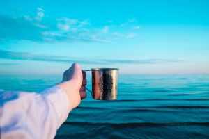 Jak se napít z moře?