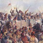 Husitský hejtman Ondřej Keřský z Římovic si živobytí opatřoval loupežemi