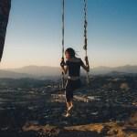 Nejbláznivější houpačky světa: Kolik metrů nad propastí?
