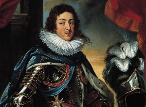 Barokní paruky doby Ludvíka XIII. se stávaly rejdištěm vší