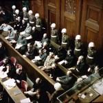 Norimberský proces: Mráz, záškodníci a šmelina