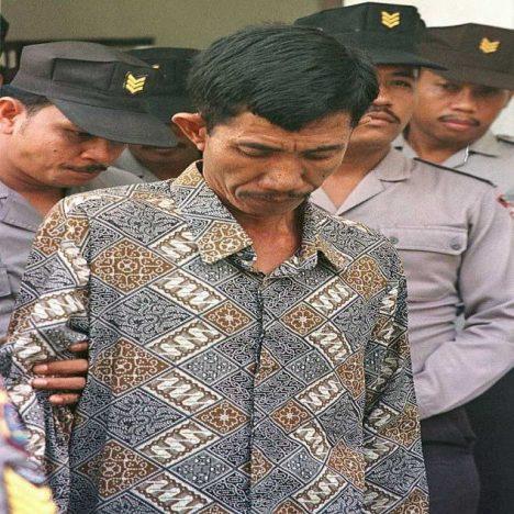 Ahmad Suradji je v roce 2008 popraven.