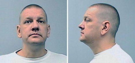David Brom (vězeňská fotografie z roku 2014)