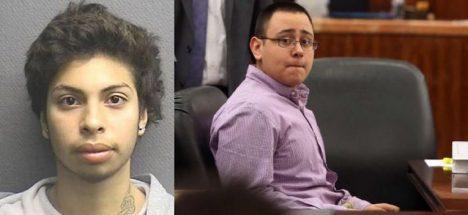 Jose Reyes po zatčení + Victor Alas u soudu.