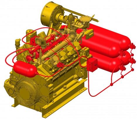 3 - Koncept nového motoru