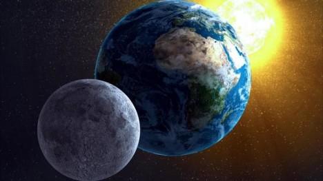 Podle vědců byla Země dříve skutečně větší, než je tomu dnes.