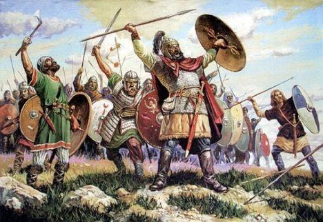 Opravdu Germáni násilně vytlačili Bóje?