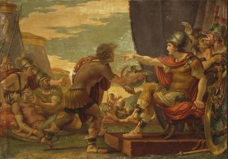 Makedonský král Alexandr Veliký svými taženími otevře koření cesty do Evropy.
